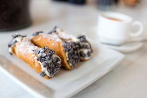 Cannoli and Espresso