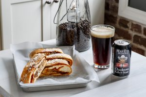 Holy City Brown Ale Beer, Stromboli, Pizza, Coffee Beans