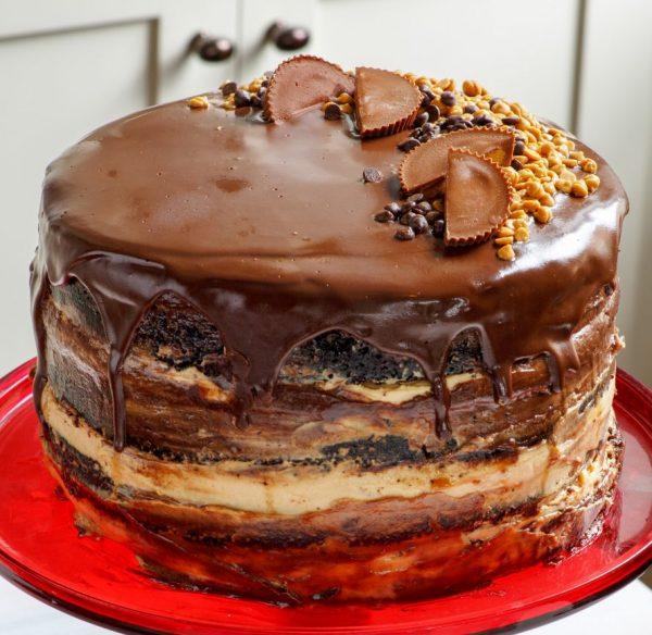 Peanut Butter Passion Cake