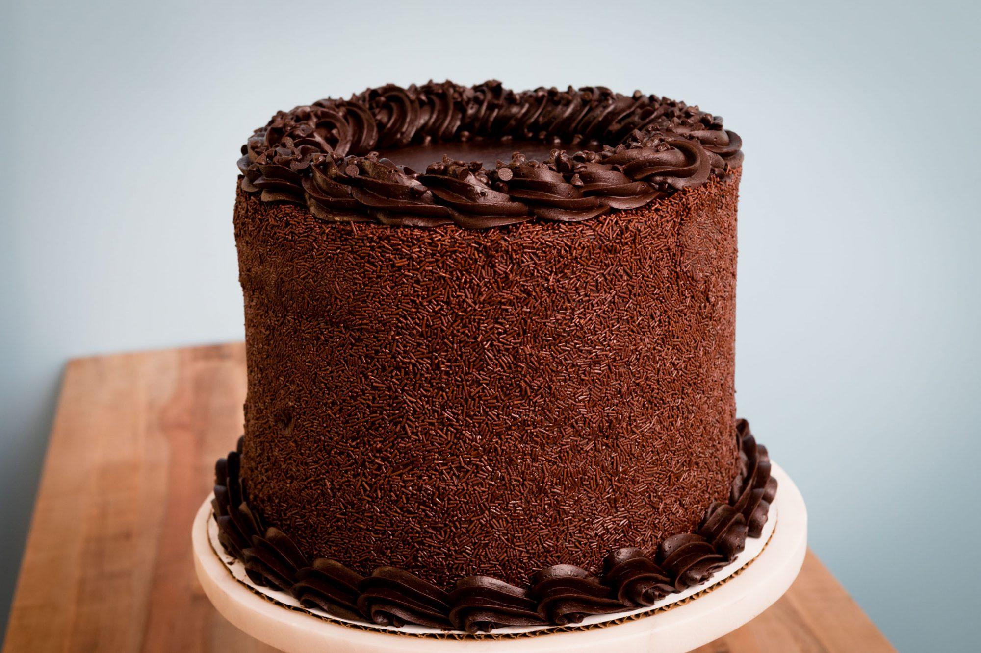 Chocolate Fudge Cake Carmella S